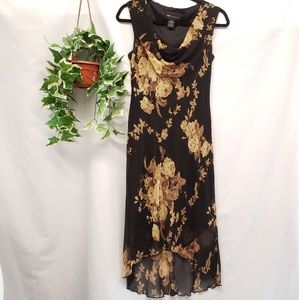 Connected Apparel M Dress